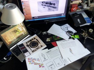 colin mesa estudio