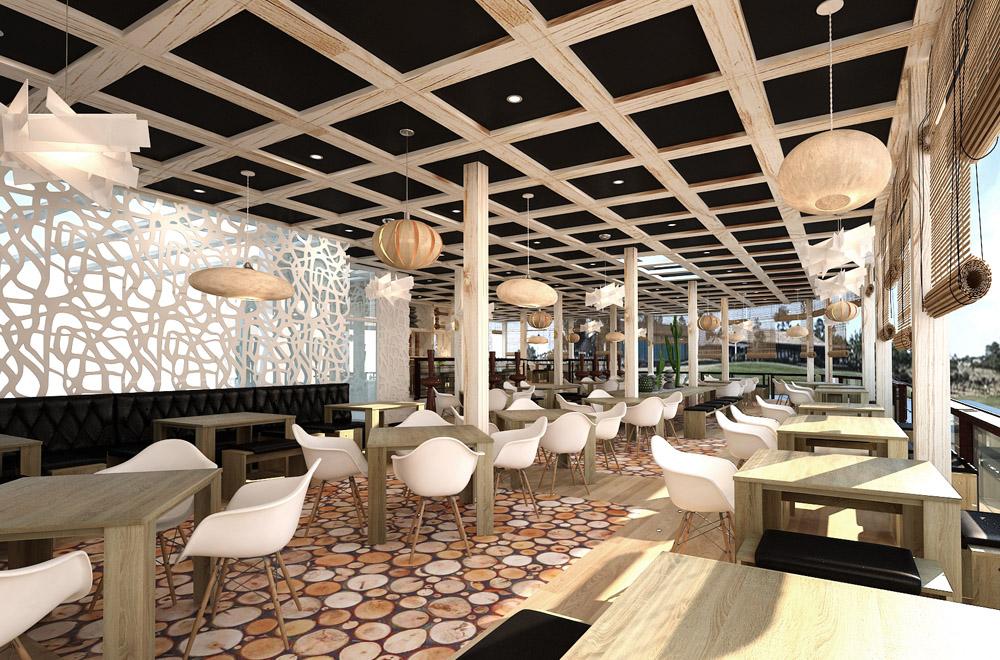 Inicio colin interiorismo for Interiorismo restaurantes